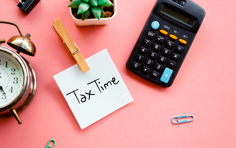 Assess your risk at tax time