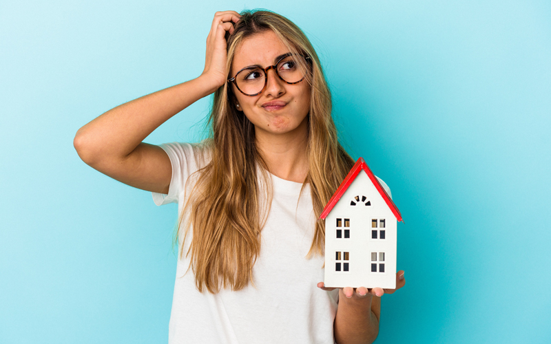 Investment property warning signs